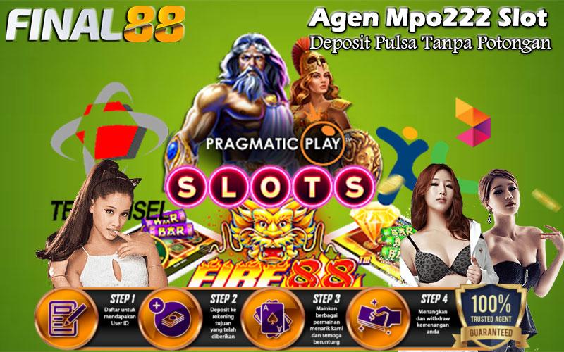 Mpo222 Slot
